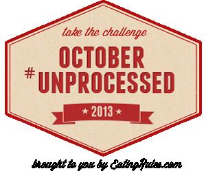 October Unprocessed
