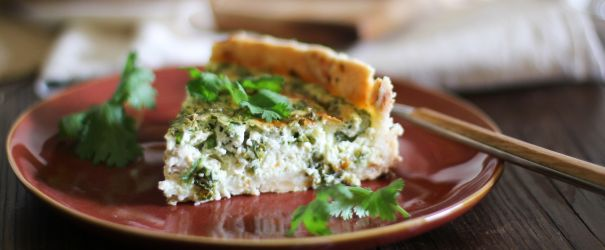 GF Fine Herbes Quiche | Bob's Red Mill