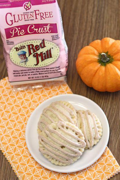 Pumpkin Hand Pies- GF, Vegan | Sarah Bakes Gluten Free Treats