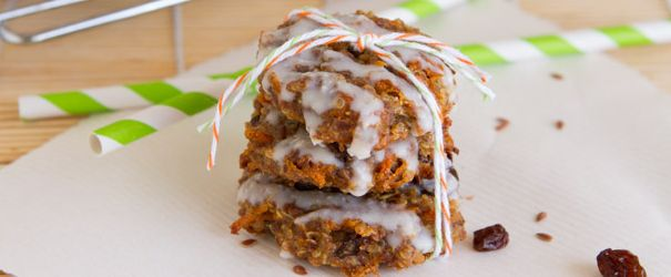 Quinoa Carrot Cake Breakfast Cookies | Bob's Red Mill