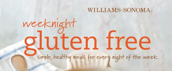 Weeknight Gluten Free by Kristine Kidd Header