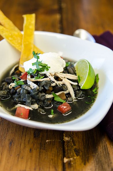 Black Bean Tortilla Soup | Bob's Red Mill