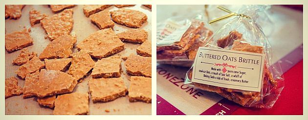 Buttered Oats Brittle | Bob's Red Mill