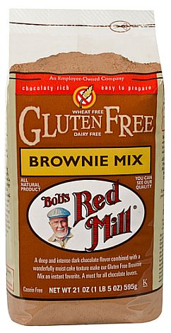 GF Brownie Mix | Bob's Red Mill