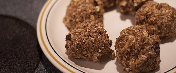No Bake Balls of Energy