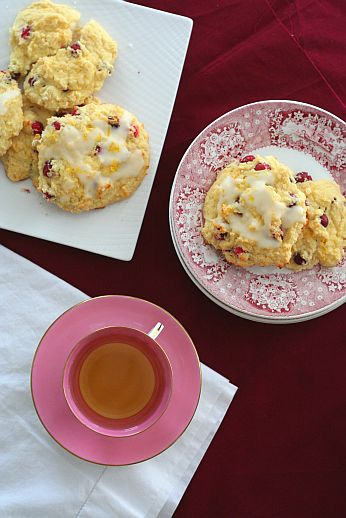 Cranberry Orange Drop Scones, Low Carb, Gluten Free | Bob's Red Mill