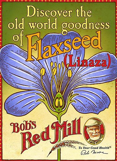 flaxseed brochure cover
