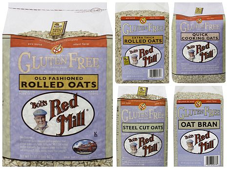Gluten Free Oats | Bob's Red Mill