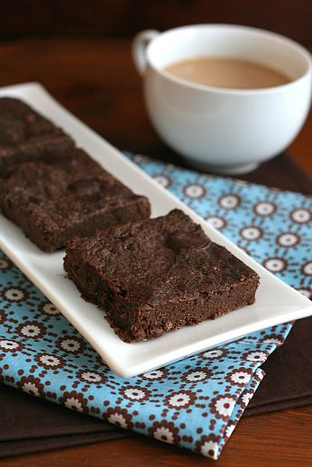 Mocha Chocolate Chunk Chia Brownies Low Carb, Gluten Free| Bob's Red Mill