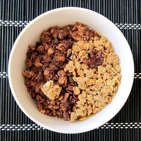 Natural New-Tella Granola- Mocha and Vanilla options | Bob's Red Mill
