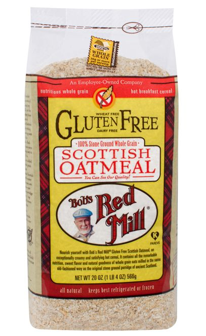 NEW GF Scottish Oatmeal | Bob's Red Mill