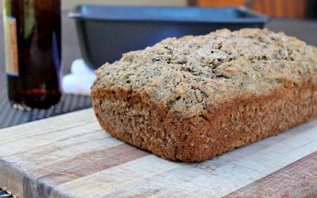 Whole Wheat Flax Beer Bread from Fitzala | Bob's Red Mill