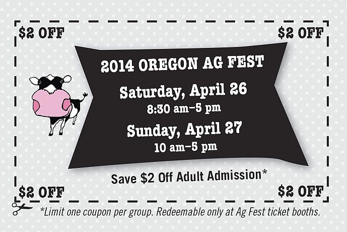 Ag Fest Coupon