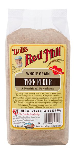 Teff Flour | Bob's Red Mill