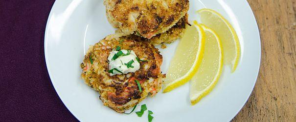 Crab Cakes F