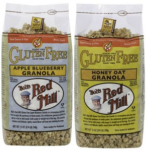 NEW Gluten Free Granolas | Bob's Red Mill