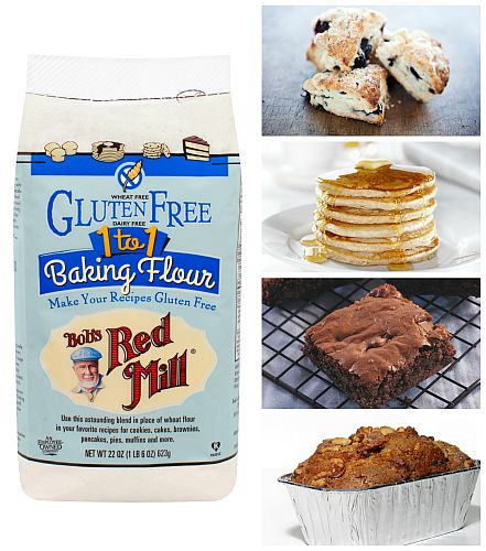 Gluten Free 1-to-1 Baking Flour | Bob's Red Mill