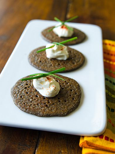 Buckwheat Blini Bites | Bob's Red Mill