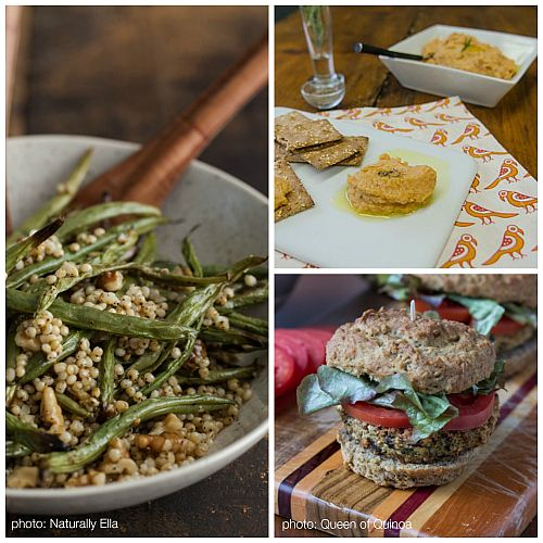 10 Stellar Meatless Dishes for the Fourth of July | Bob's Red Mill