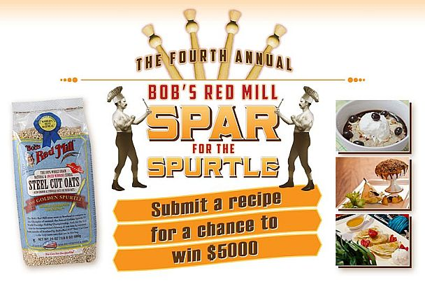 Spar for the Spurtle | Bob's Red Mill