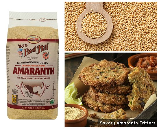 What is it? Wednesday: Amaranth | Bob's Red Mill