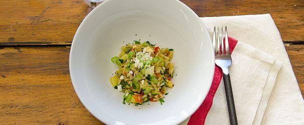 Basmati Veg Salad-3 F