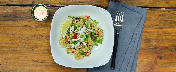 Thai Stir-Fried Oats | Bob's Red Mill