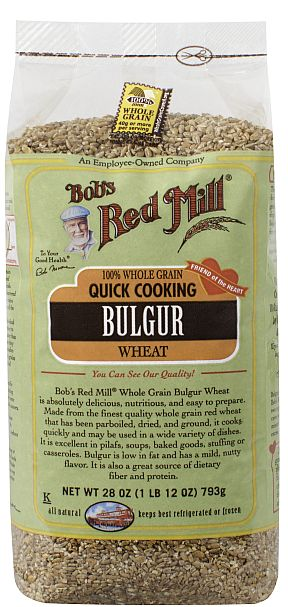Bob's Red Mill Bulgur