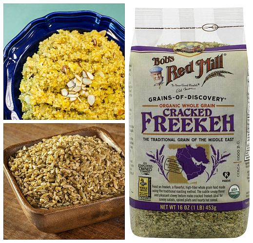 What is it? Wednesday: Freekeh | Bob's Red Mill