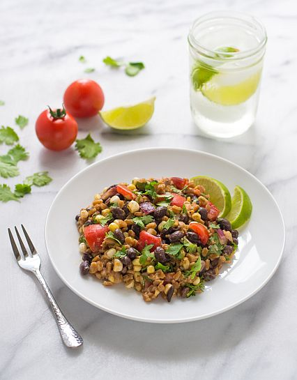 Southwest Farro Salad | Bob's Red Mill