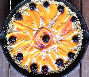 Mango Steel Custard Pie | Bob's Red Mill