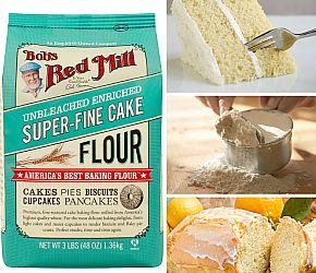 Cake Flour Collage 2