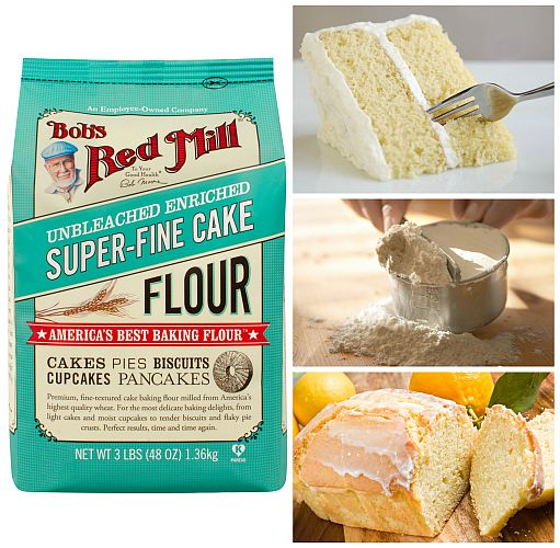 What is it? Wednesday: Cake Flour | Bob's Red Mill