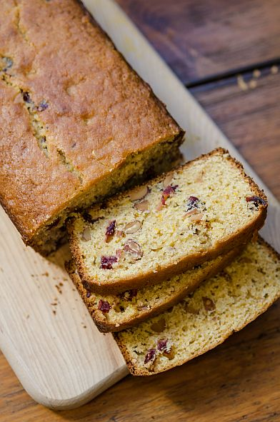 Cranberry Orange Almond Bread | Bob's Red Mill