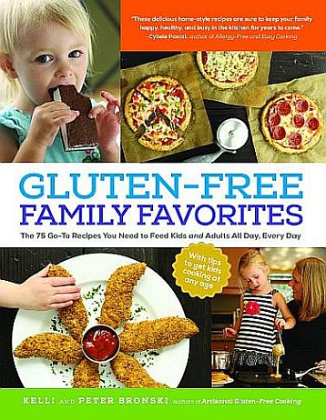 Gluten Free Family Favorites