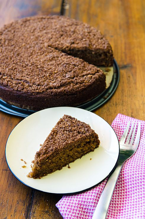 Coconut Sugar Coffee Cake | Bob's Red Mill