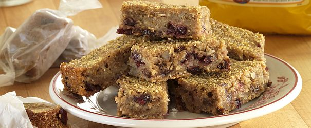 Breakfast Muesli Bars F