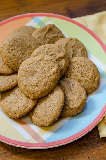 Peanut Butter & Honey Cookies | Bob's Red Mill