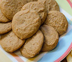 Peanut Butter & Honey Cookies-2nd