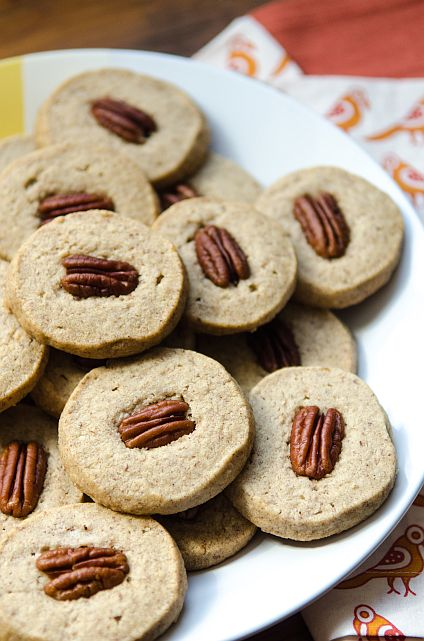 Pecan Sandies | Bob's Red Mill