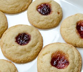 Strawberry Jam & Butter Cookies-2nd