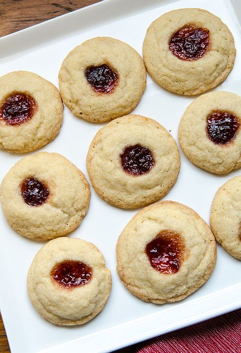 Strawberry Jam & Butter Cookies | Bob's Red Mill