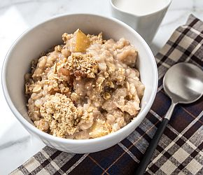 NOURISH KITCHEN AND TABLE oatmeal