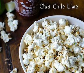 Chia Chile Lime Popcorn 2