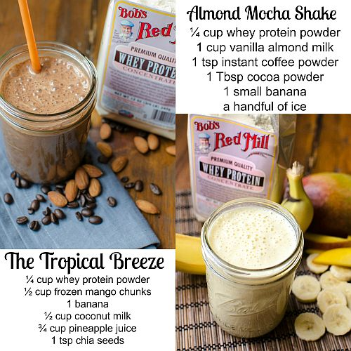 The 10 Best Smoothies Ever | Bob's Red Mill vegan, gluten free