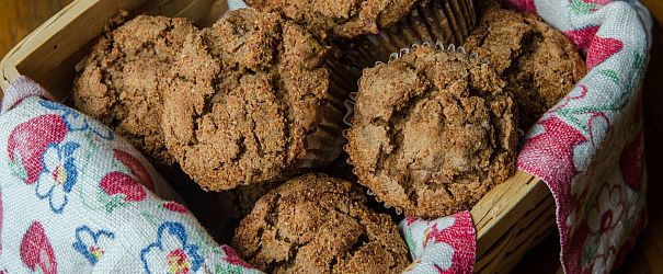 Apple Spice Muffins | Bob's Red Mill