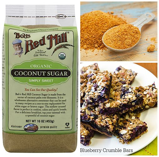 What is it? Wednesday: Coconut Sugar | Bob's Red Mill