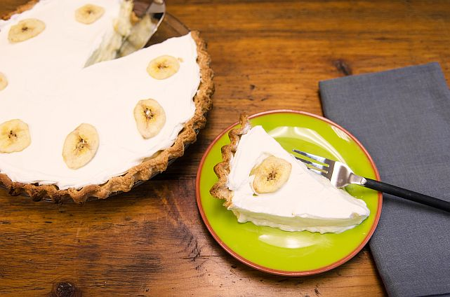 GF Banana Cream Pie | Bob's Red Mill