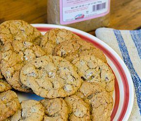 Hazelnut Chocolate Chip Cookie-2