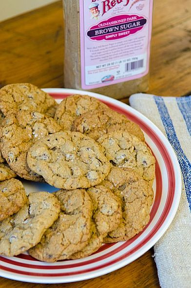 Hazelnut Chocolate Chip Cookies | Bob's Red Mill